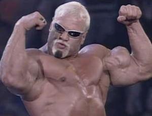 Scott steiner Pico del biceps