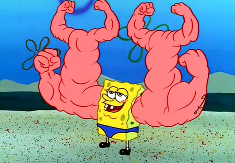 El pico del biceps