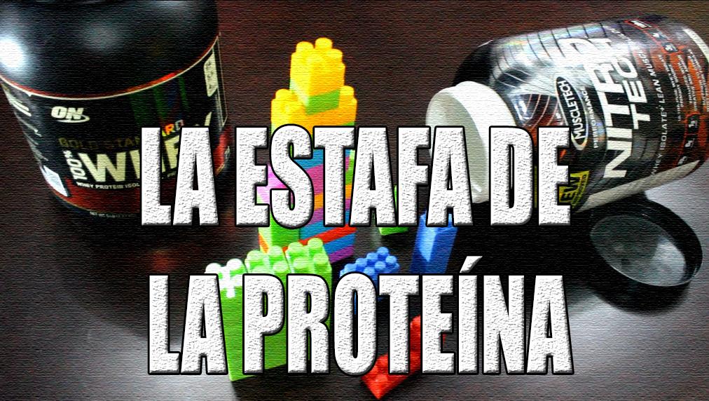 Adulteracion de proteina