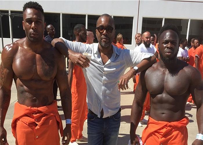 prisioneros entrenamiento