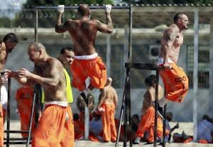 entrenamiento prision