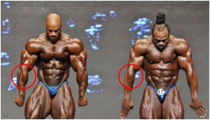 Phil heath kai greene antebrazos