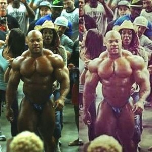 Phil Heath photoshop