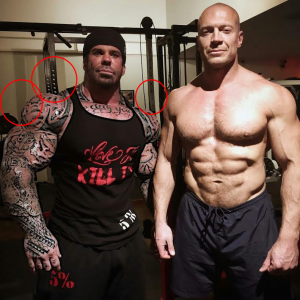 Rich piana photoshop