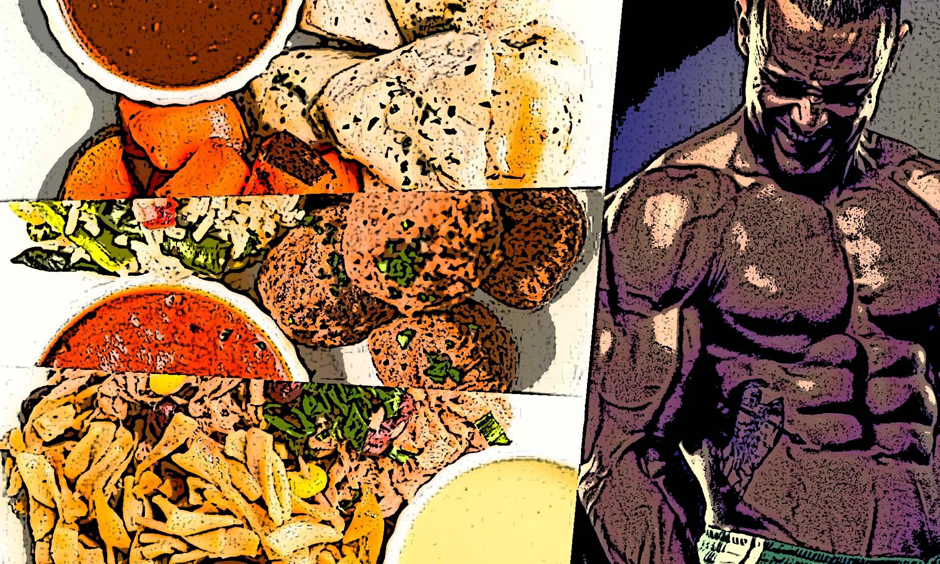 ¿Importa cuantas comidas y cuando las comas para ganar o perder peso? Que tan importante es el tiempo y la frecuencia de comidas?