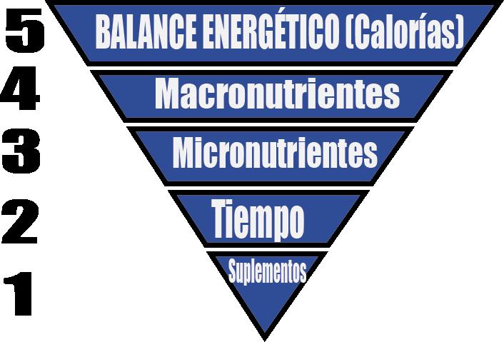 Piramide eric helms suplementos