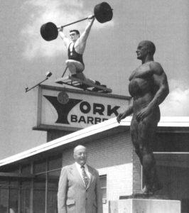 Bob Hoffman york