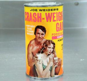 Joe Weider arnold suplemento proteina en polvo