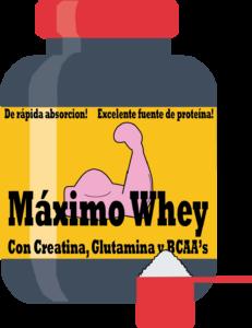 Maixmo whey con minima proteína