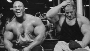 hábitos de confusión muscular