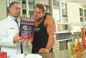 Muscletech Jay cutler ANATOR