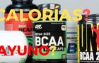 Los aminoácidos tienen calorías y rompen el ayuno? (La respuesta)