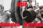 Periodización ondulante diaria: Método DUP – Como utilizarla en tu entrenamiento