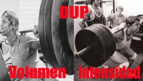 Metodo de periodizacion ondulante DUP