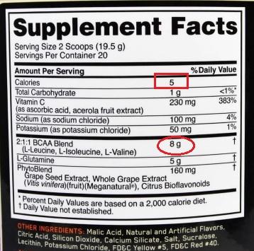 Los aminoácidos rompen el ayuno intermitente?