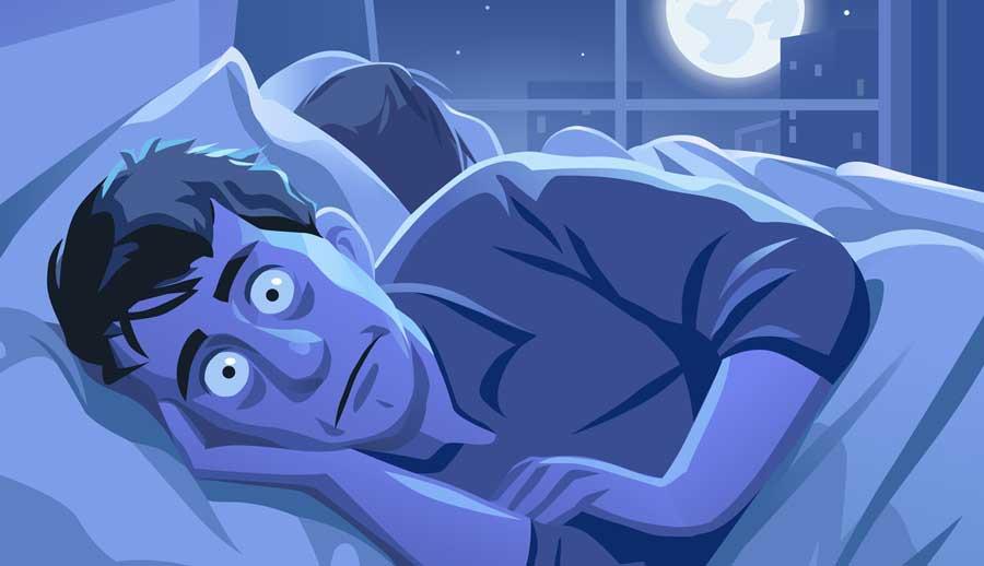 Por que no puedo dormir