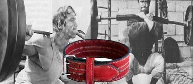 cinturon lumbar