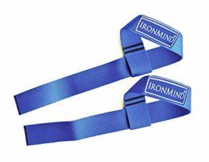 straps agarraderas Iron Mind