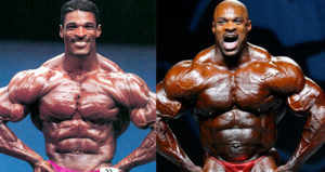Ronnie coleman joven