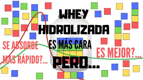 Whey protein hidrolizada