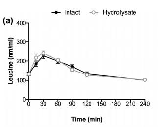 caseinato vs caseina hidrolizada