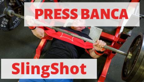 Slingshot press banca