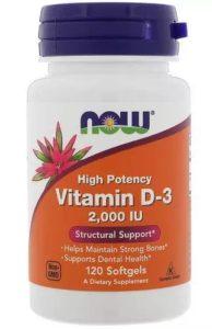 vitamina d recomendada