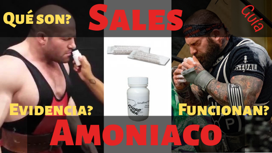 Sales de Amoniaco