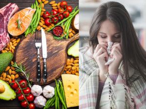 cómo mejorar el sistema inmune con alimentos
