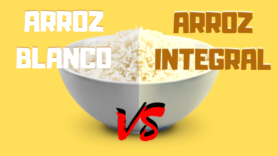 ARROZ INTEGRAL O BLANCO