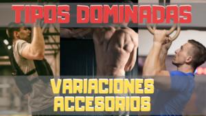 TIPOS DE DOMINADAS