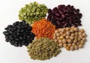 legumbres y lentejas alimentos fuente de proteina vegetal