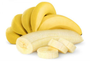 bananas proteina