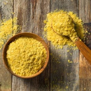 levadura nutricional alimento con proteina vegetal
