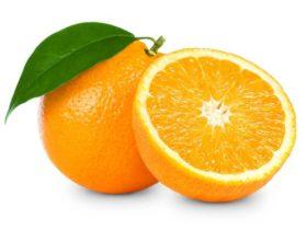naranjas proteina