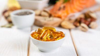 omega 3 suplemento alimenticio