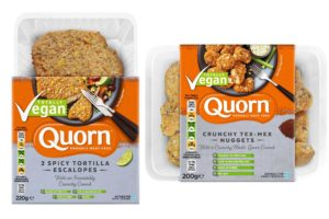 quorn microproteina vegetal