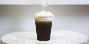 cafe con crema es saludable