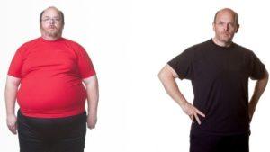 cuanto peso se puede perder en un mes