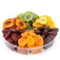 frutas deshidratadas calorias