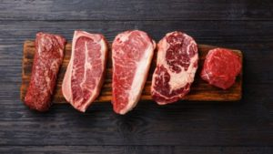 ganar masa muscular carne