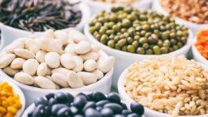 ganar masa muscular legumbres
