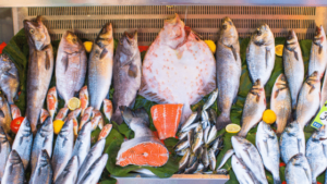 ganar masa muscular pescado