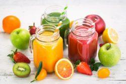 jugos de frutas son saludables