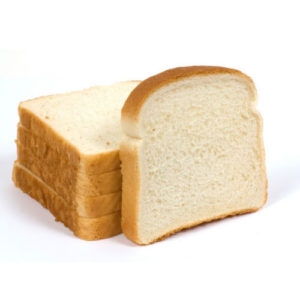 pan blanco es saludable