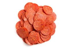 pepperoni alto en calorias