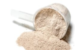 proteina en polvo alto en caloria