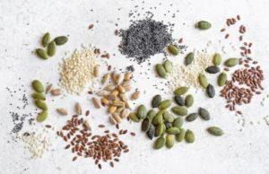 semillas alta calorias