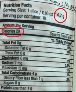 densidad calorica como se calcula