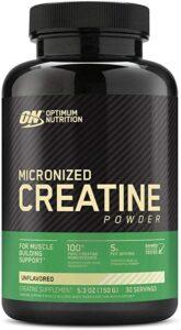 nueva creatina optimum nutrition